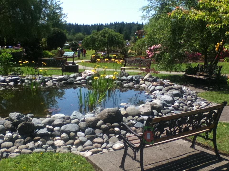 Gardens at Anderton, Comox