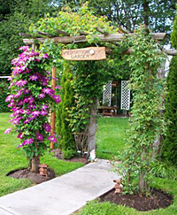 Anderton Therapeutic Gardens, Comox