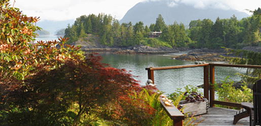 Bed and Breakfasts on Vancouver Island