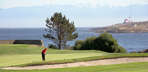 Golf and Golf Courses on Vancouver Island