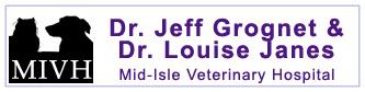 Dr. Jeff Gorgnet & Dr. Louise Janes
