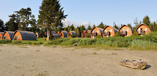 Resorts on Vancouver Island