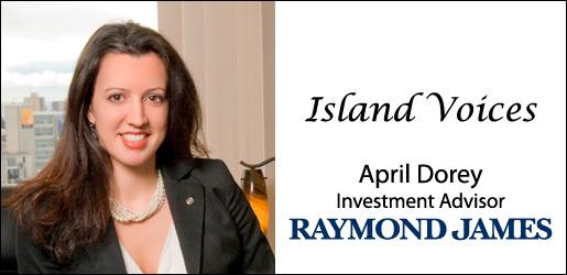 April Dorey, Investment Advisor, Raymond James
