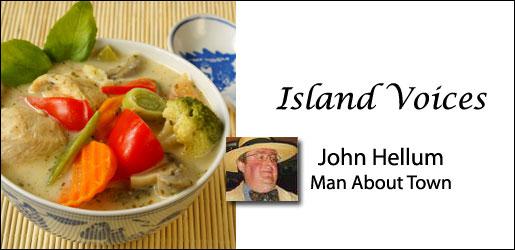 John Hellum, Man About Town