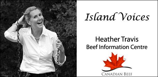 Heather Travis, Beef Information Centre