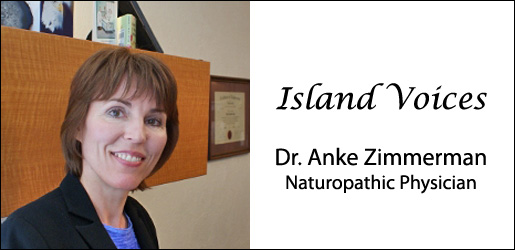 Dr. Anke Zimmermann, Naturopathic Physician