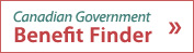 Canadian Government Benefit Finder